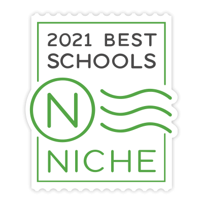 Niche Best Schools Badge